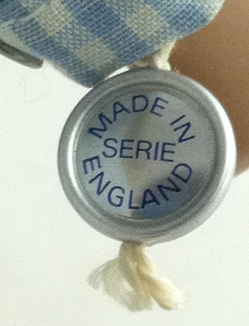 "Sasha Doll from England 16"" - 9"