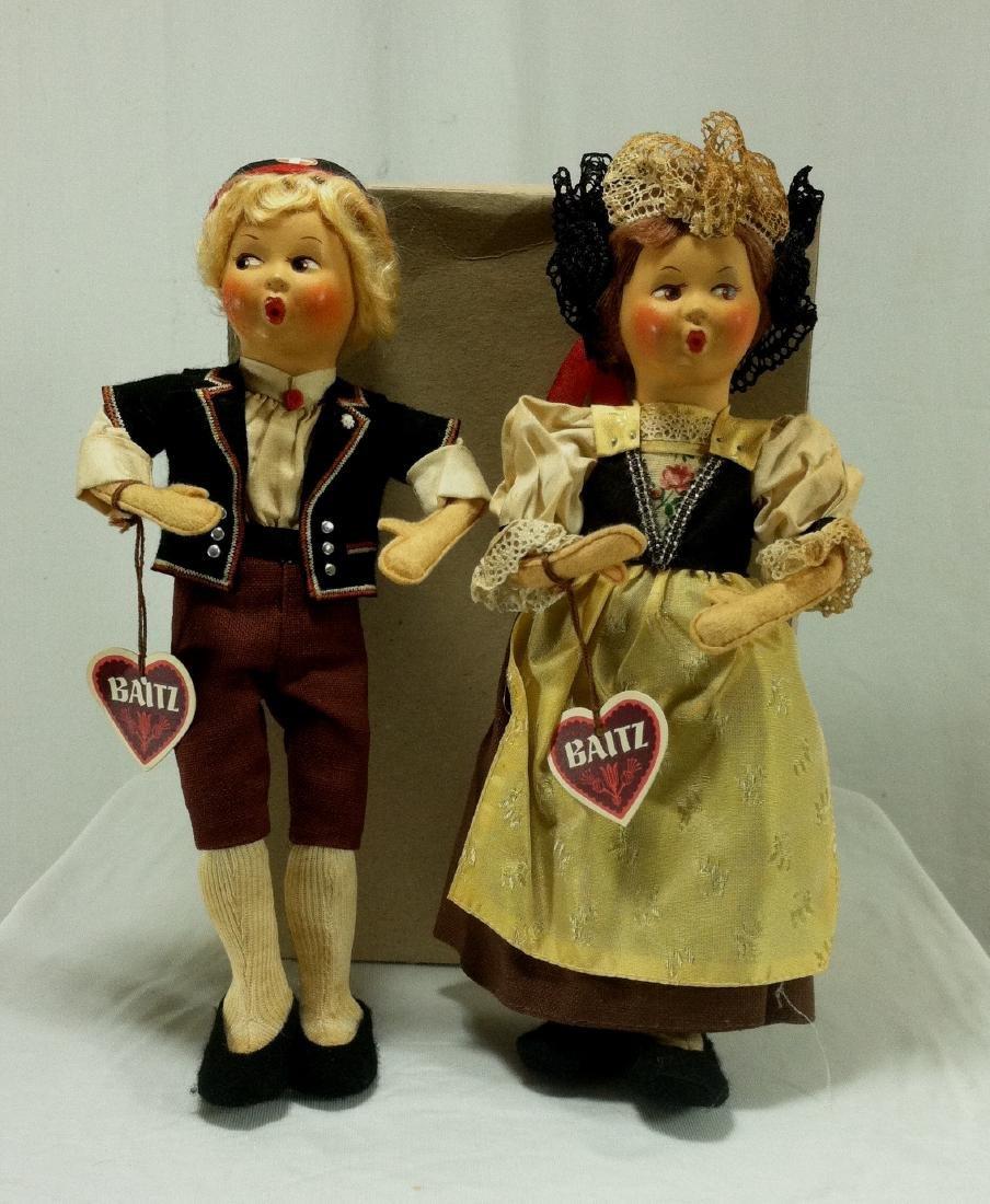 Pr. Costume Dolls by Baitz