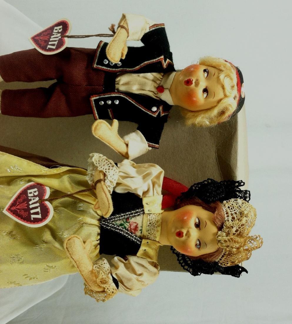 Pr. Costume Dolls by Baitz - 2