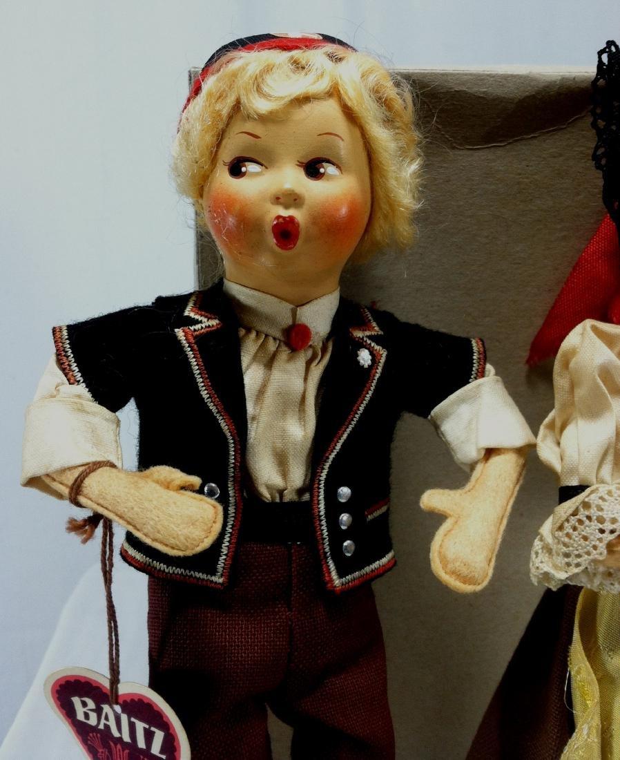Pr. Costume Dolls by Baitz - 3