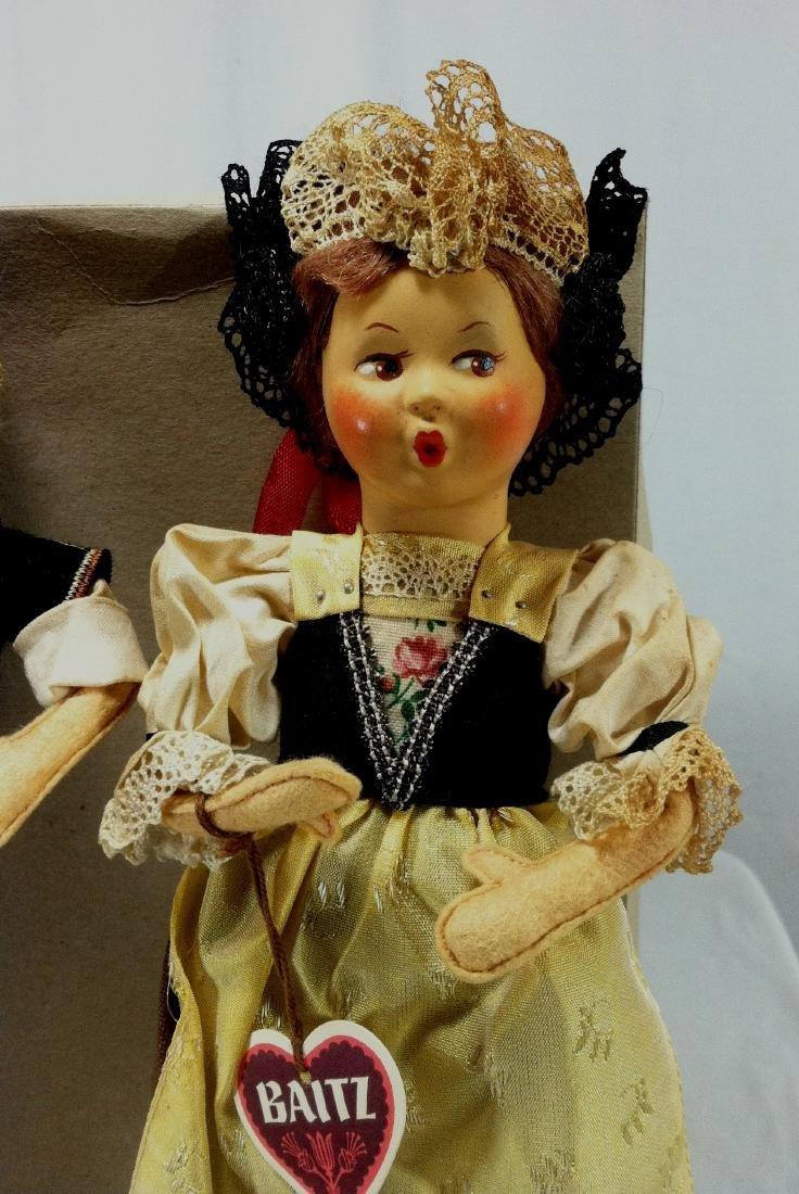 Pr. Costume Dolls by Baitz - 4