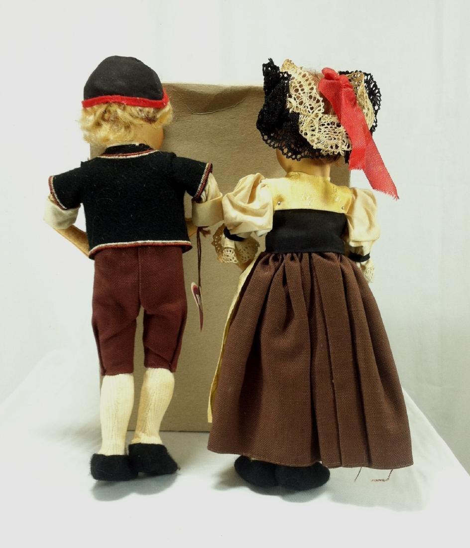 Pr. Costume Dolls by Baitz - 7