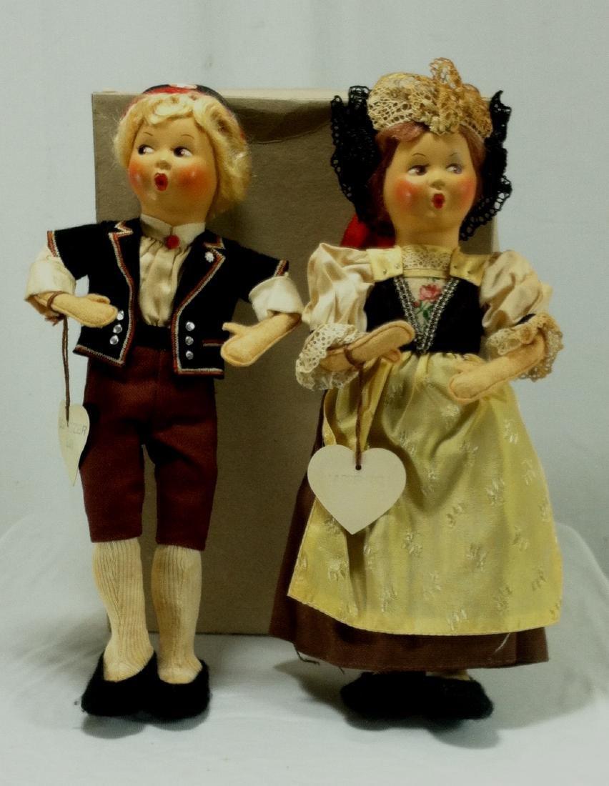 Pr. Costume Dolls by Baitz - 8