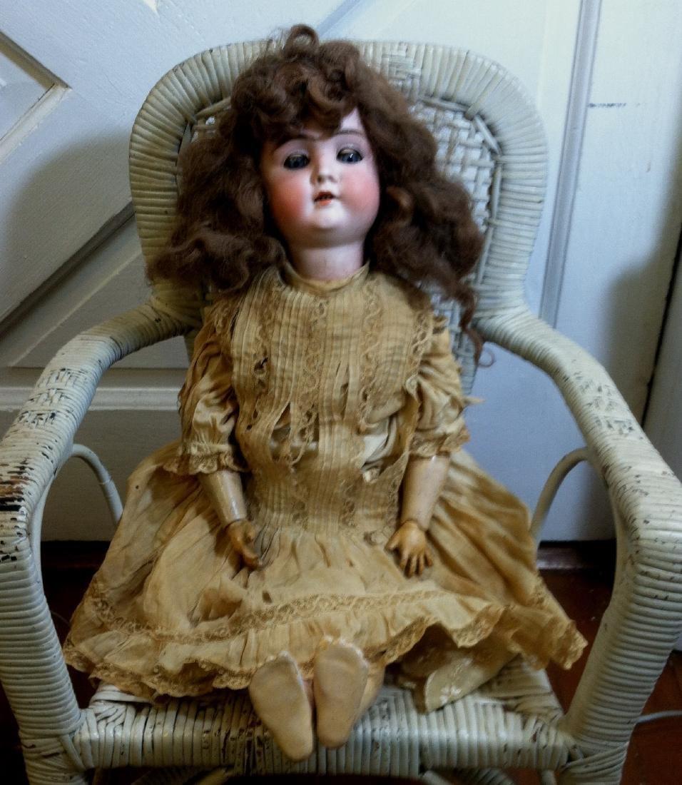 Viola Bisue Head Doll by H & Co.