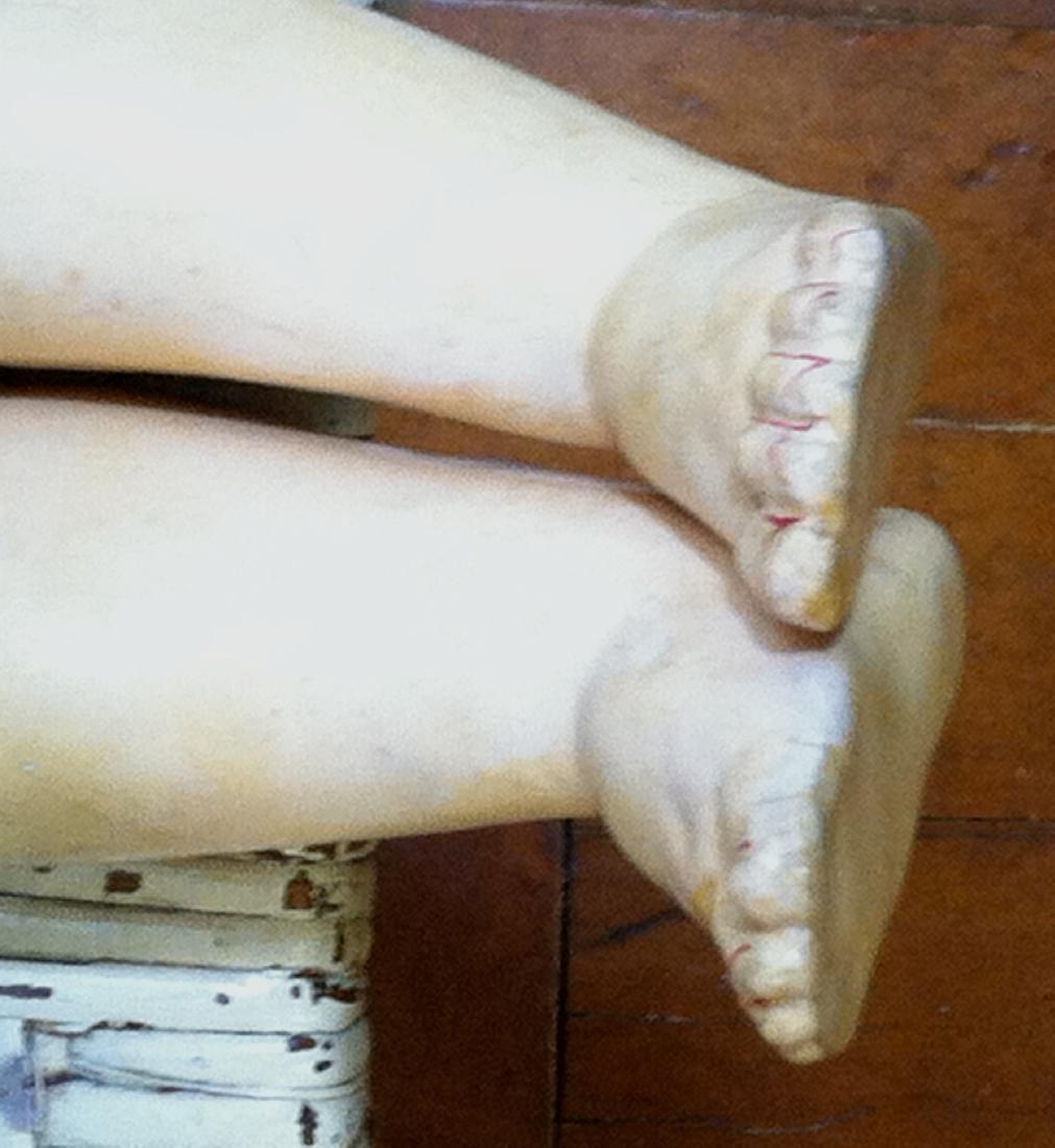 Viola Bisue Head Doll by H & Co. - 5