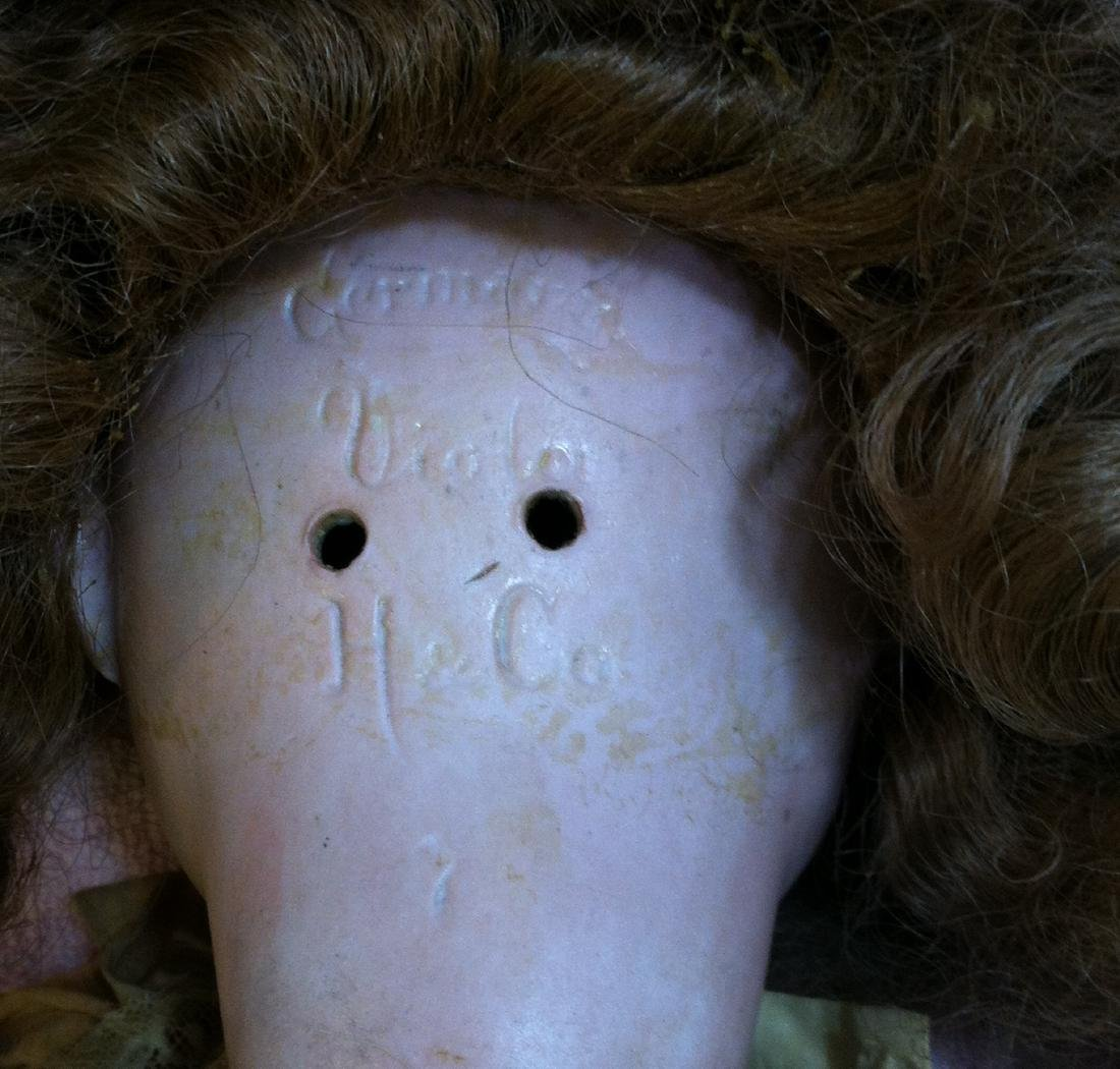 Viola Bisue Head Doll by H & Co. - 6