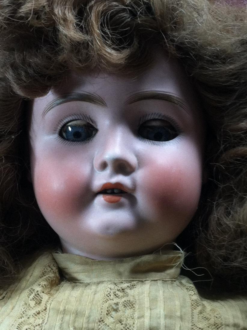Viola Bisue Head Doll by H & Co. - 7