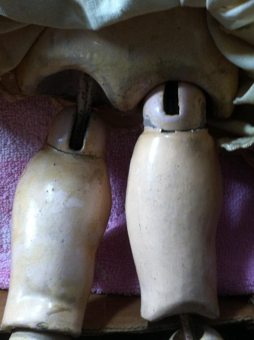 Viola Bisue Head Doll by H & Co. - 8