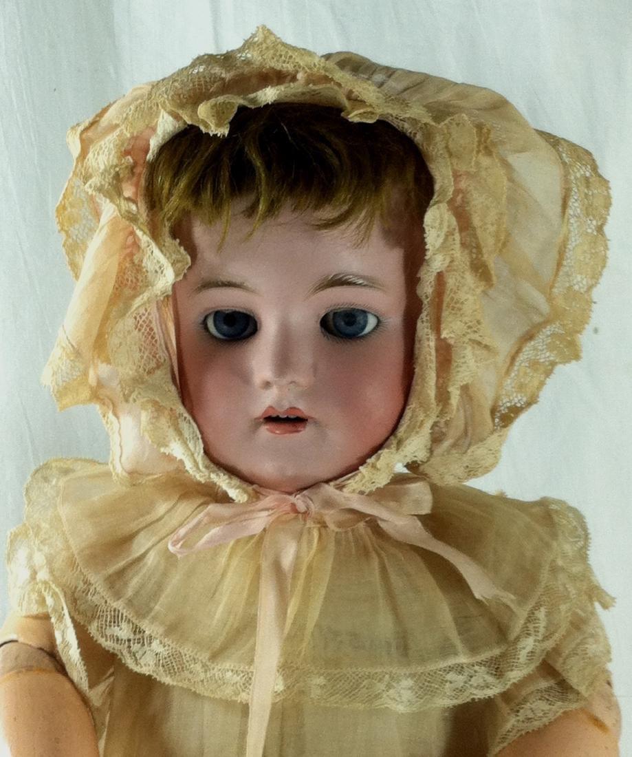 """Heinrich Handwerck S&H Doll 21"""" - 10"""