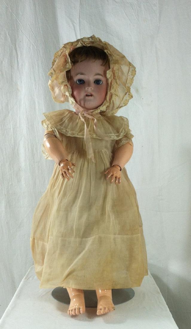 """Heinrich Handwerck S&H Doll 21"""""""