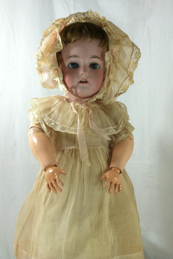 """Heinrich Handwerck S&H Doll 21"""" - 2"""