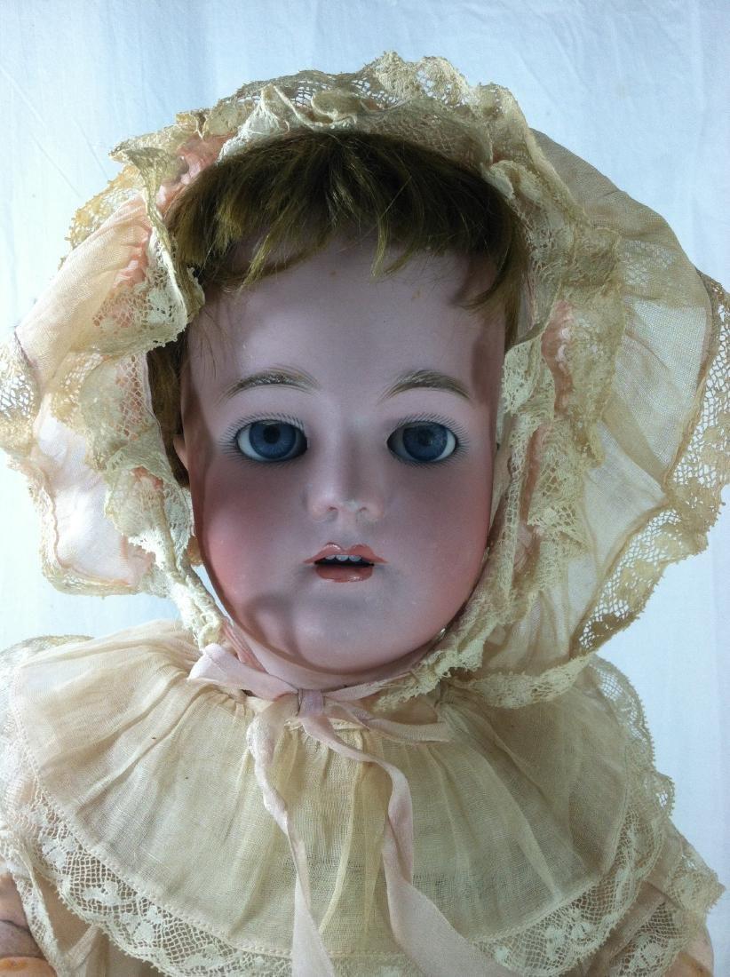 """Heinrich Handwerck S&H Doll 21"""" - 3"""