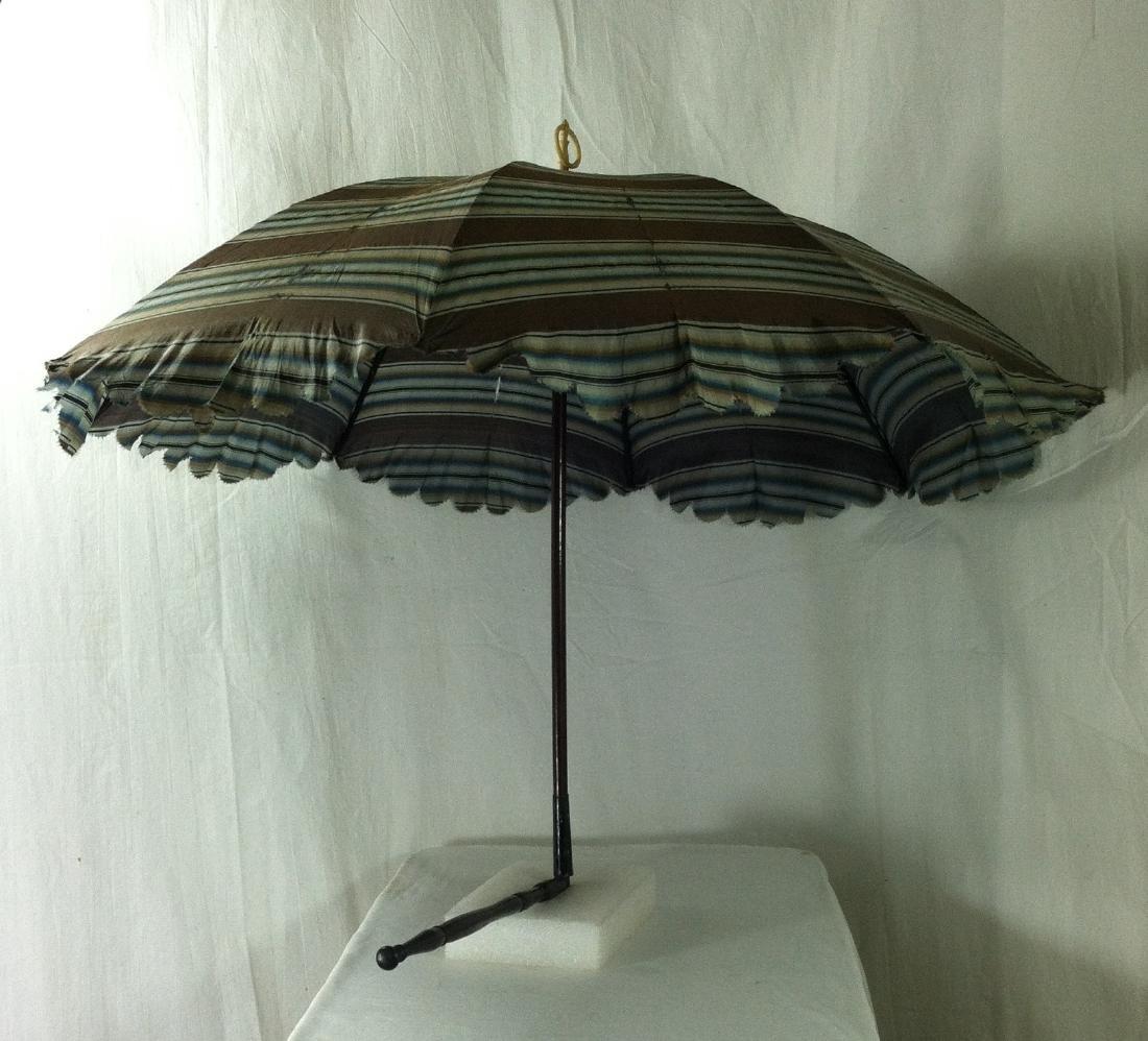 Antique Doll Carriage Parasol - 2