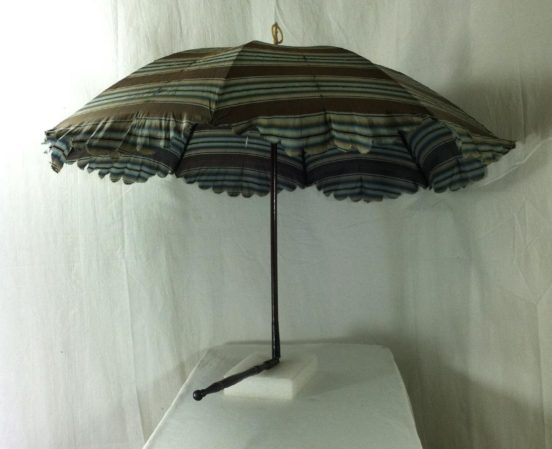 Antique Doll Carriage Parasol - 3