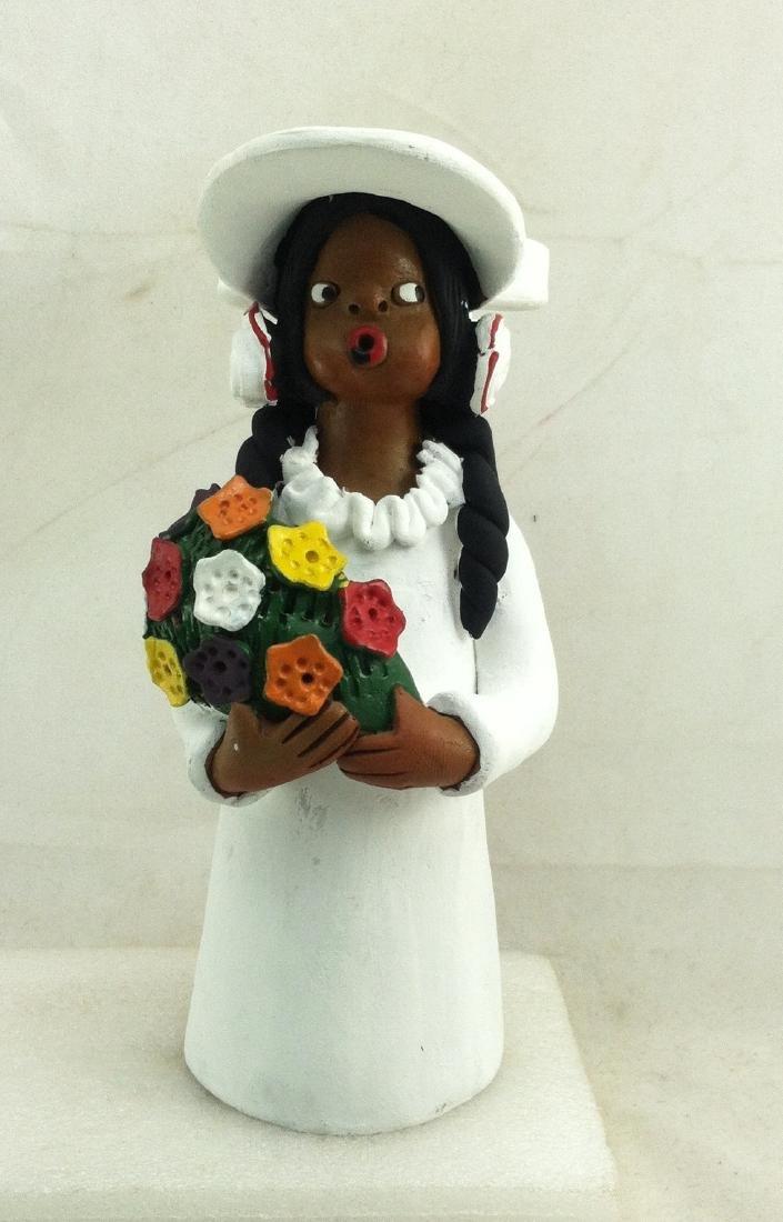 Wedding Couple Dolls by Manuel Eudoicio of Brazil - 5