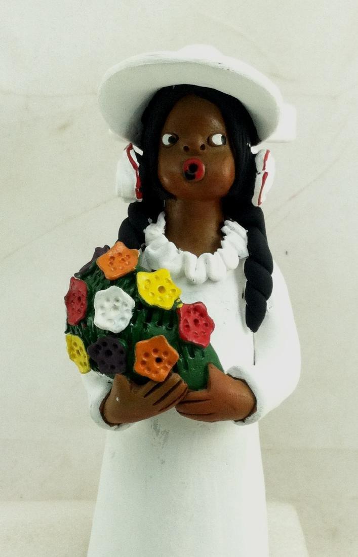 Wedding Couple Dolls by Manuel Eudoicio of Brazil - 6