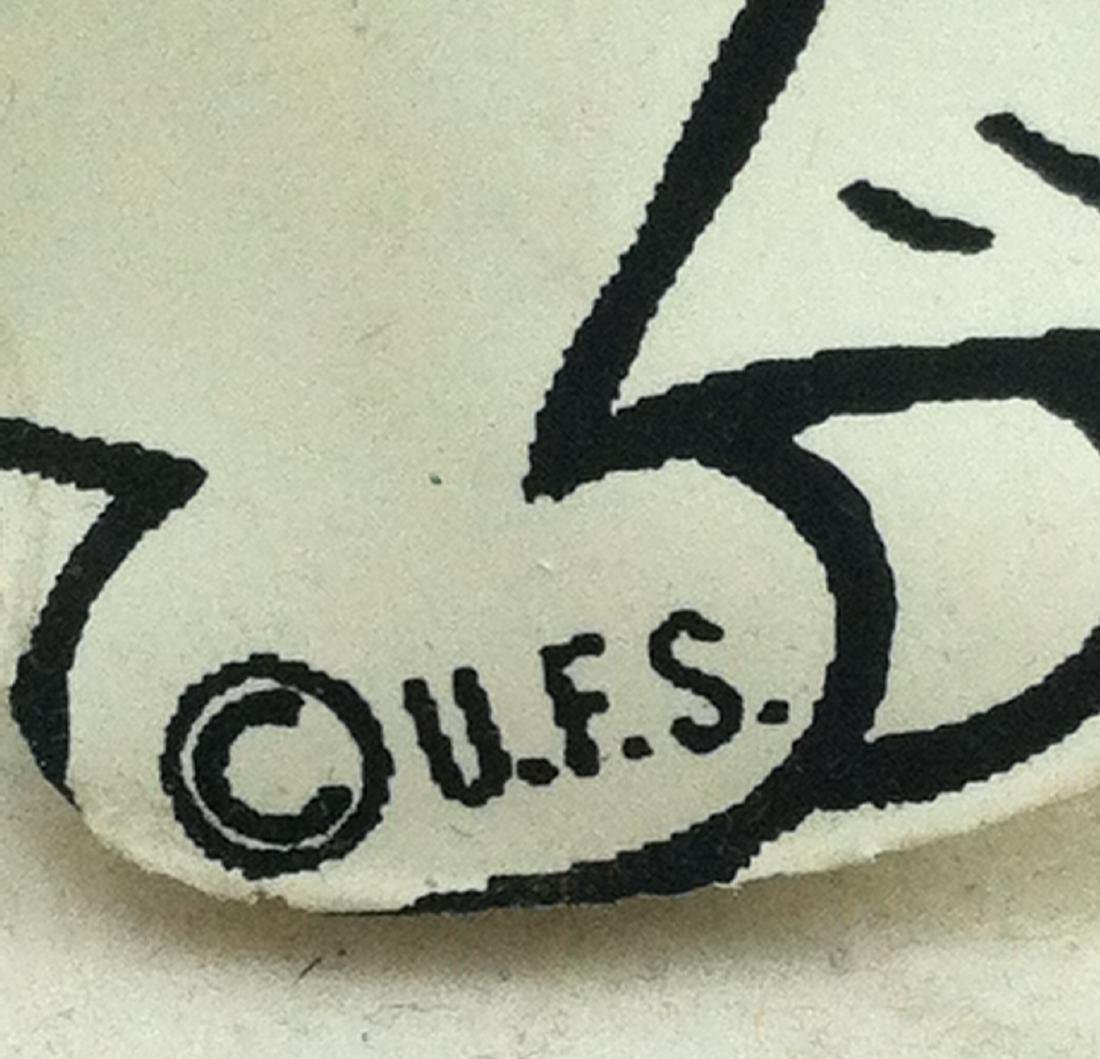 3pc.Lot:1 Shmoo & 2 Qualatex TossUp Balloon Feet - 4