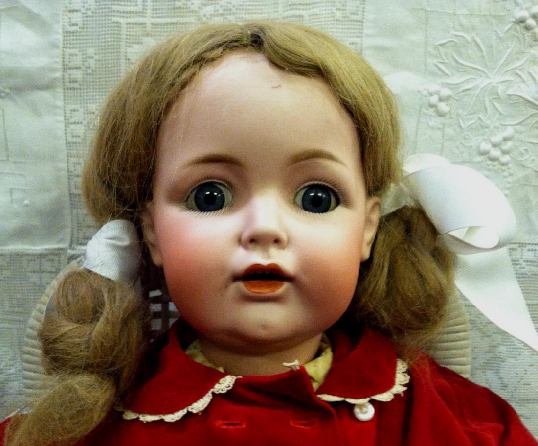 """30"""" Bisque Head Doll JDK [Kestner] - 2"""