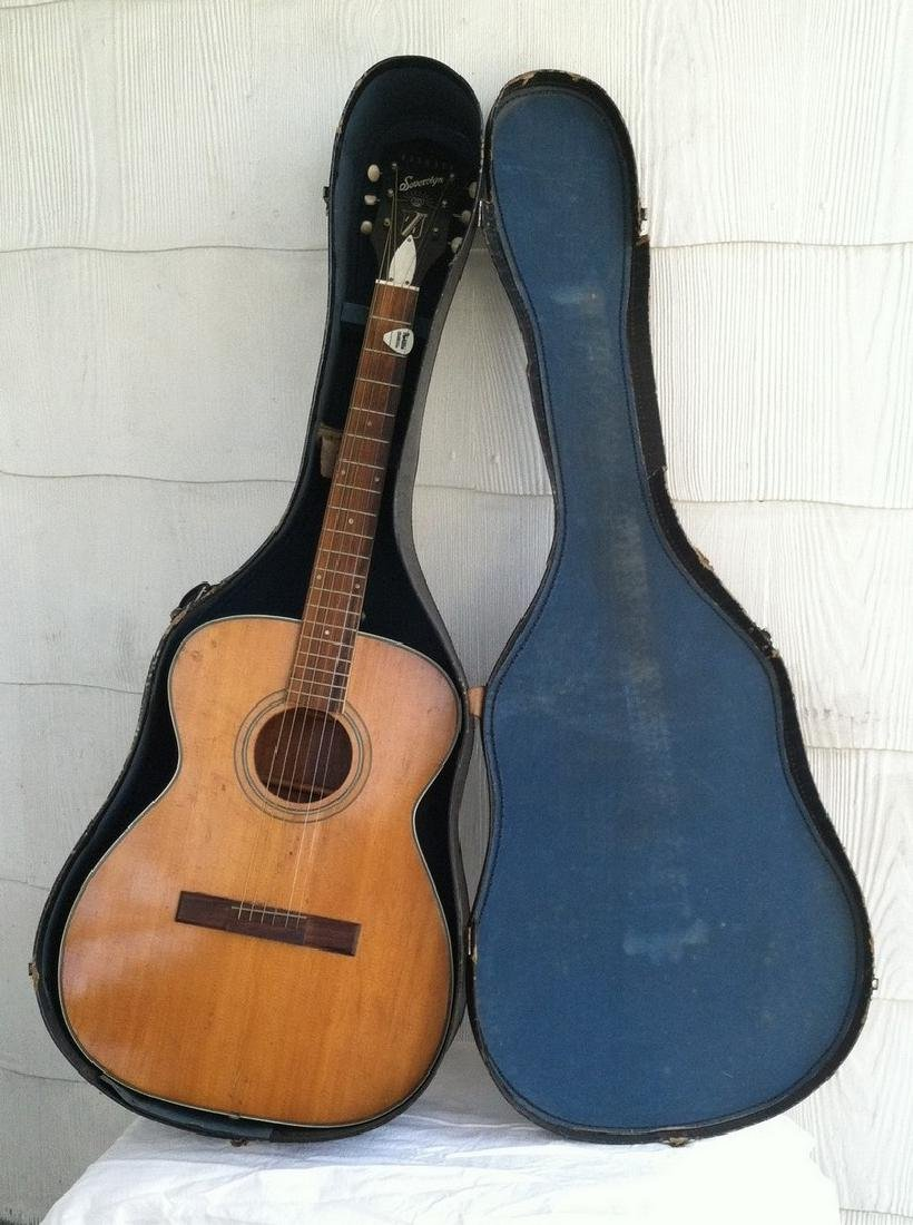Harmony Sovereign Acoustic Guitar H1203
