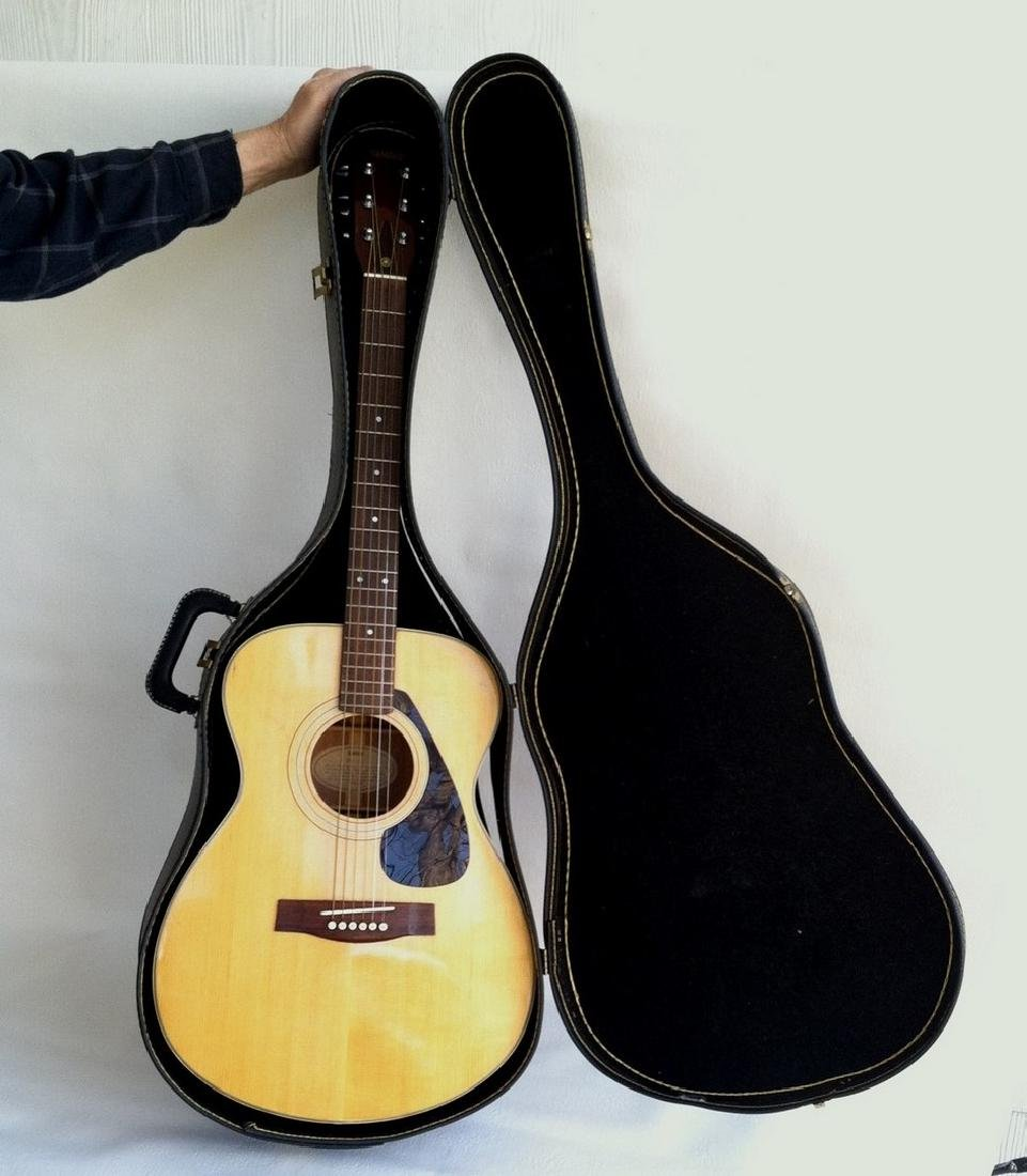 6 String Acoustic Guitar by Yamaha FG331