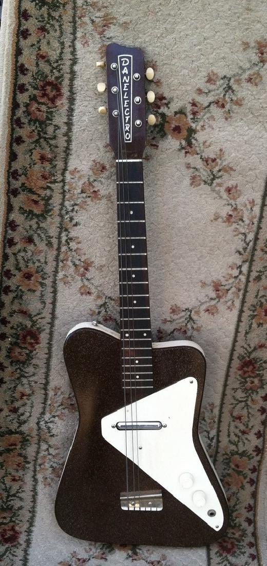 1964 Danelectro Dano Pro Electric Guitar