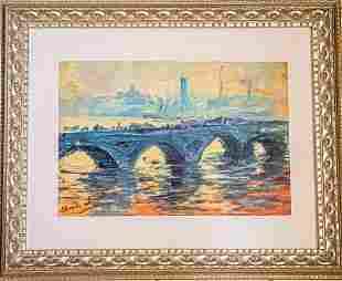 Claude Monet (Attrib)