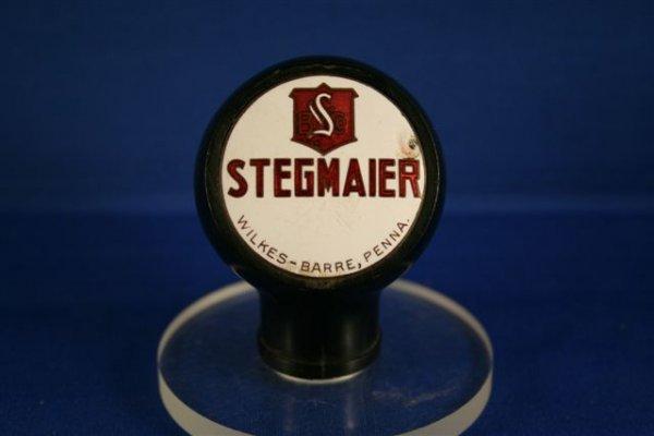 507: STEGMAIER BALL TAP KNOB, WILKES-BARRE, NJ