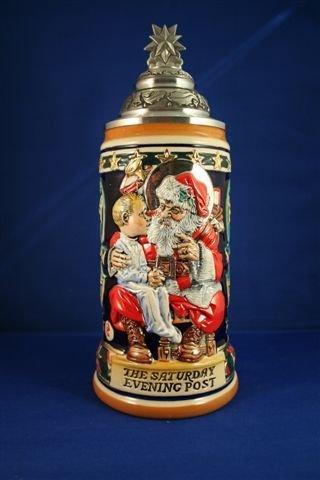 519: ANHEUSER-BUSCH SATURDAY EVENING POST CHRISTMAS