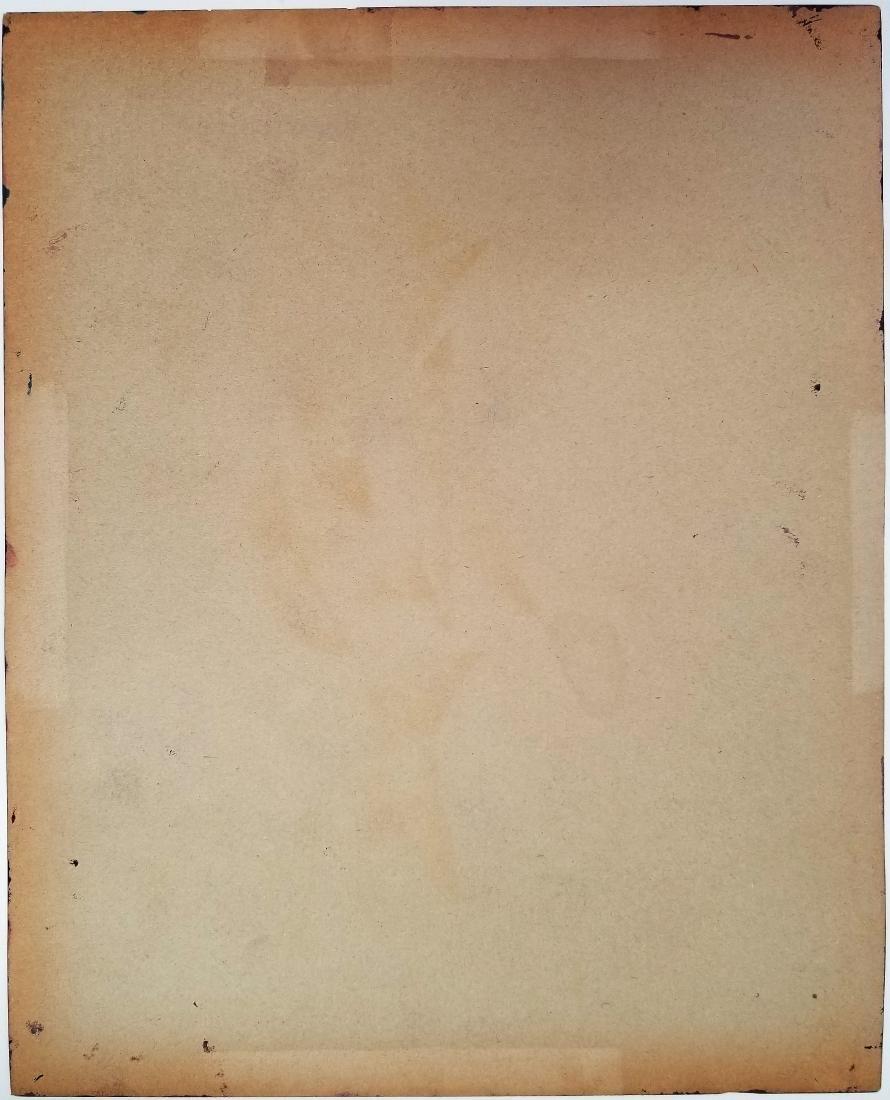 Mixed media on paper signed Mark Rothko - 2