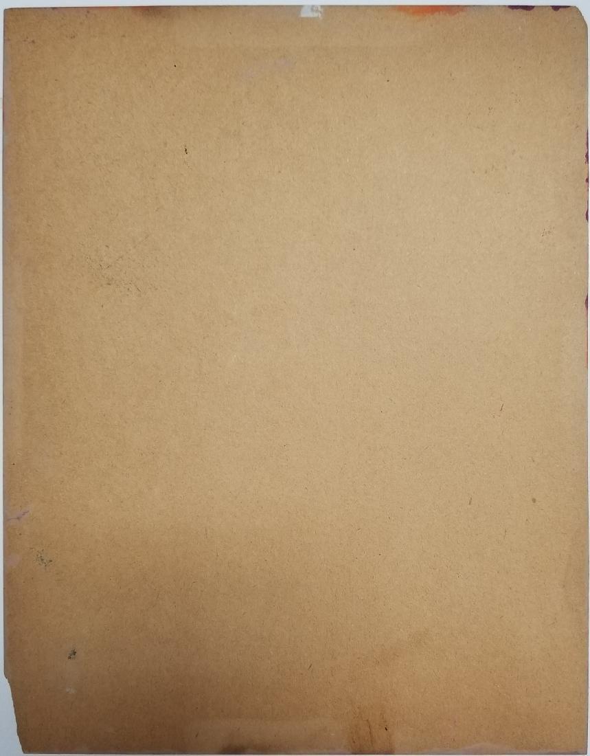 Mark Rothko - Mixed media on paper - 2