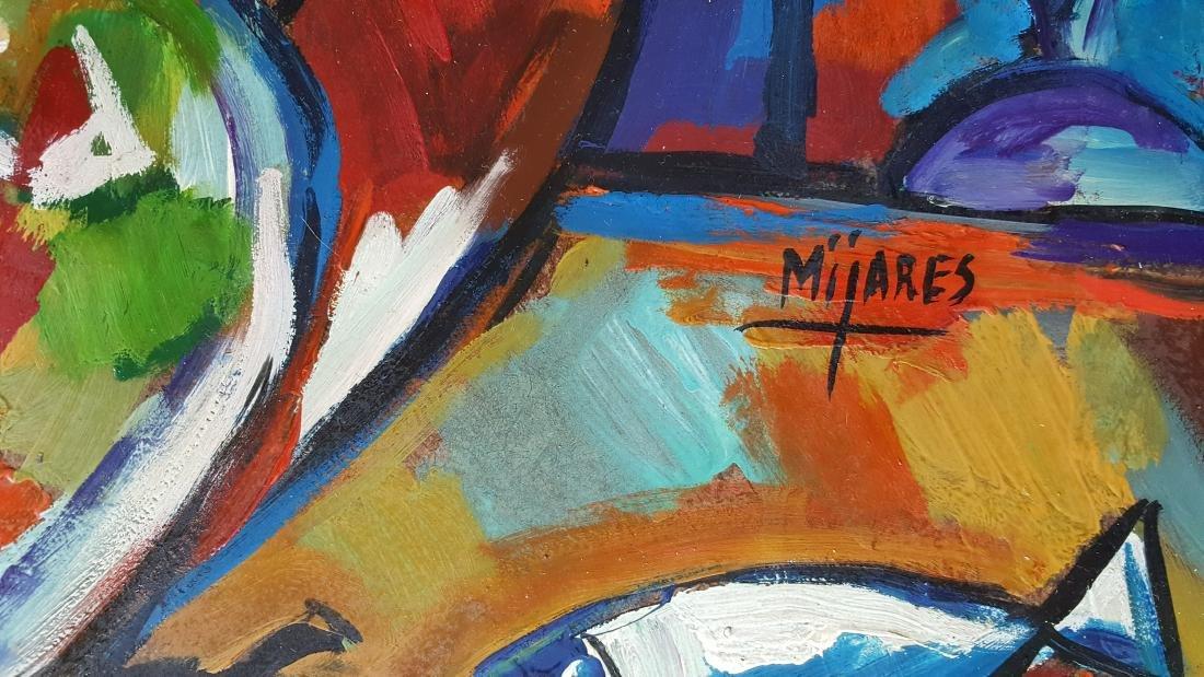 José Mijares (1921-2004). Cuba. Original. - 2