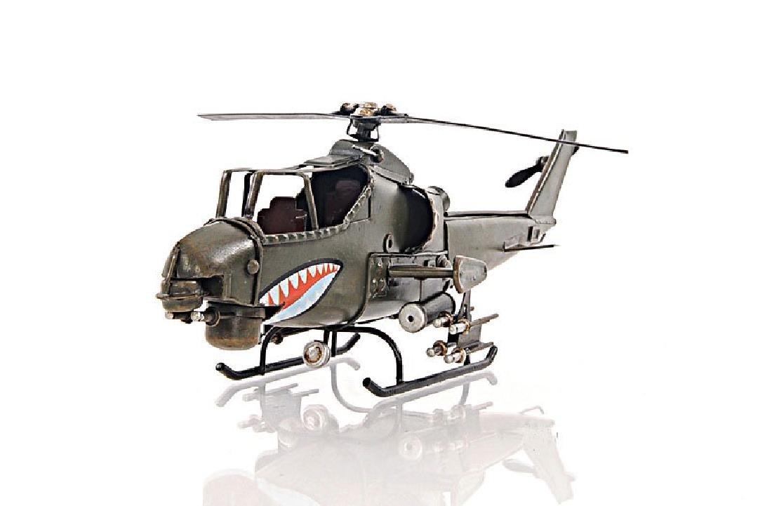 HAND MADE AH-1G COBRA 1:16TH SCALE MODEL
