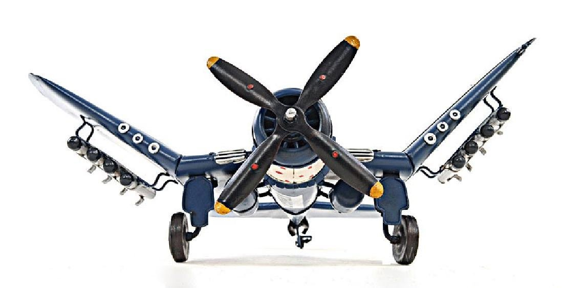 HAND MADE 1944 F4U-4 CORSAIR 1: 40TH SCALE MODEL
