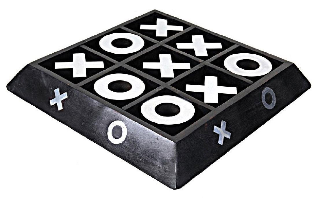 X-0 WOODEN/ALUMINUM GAME
