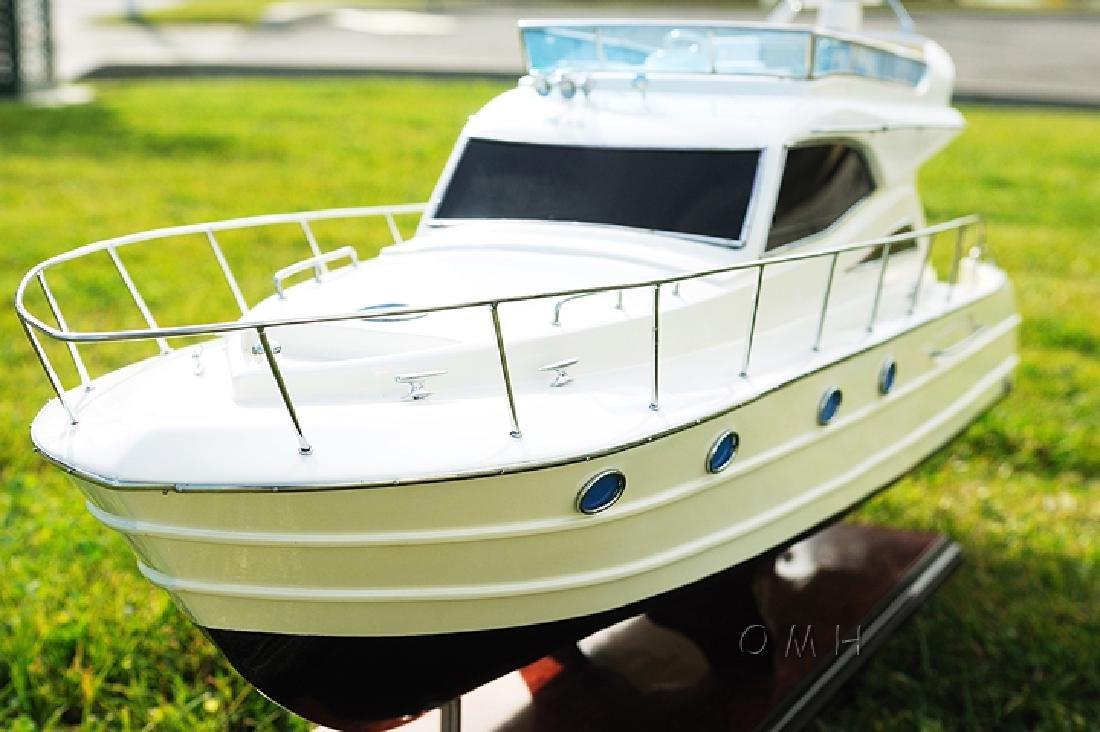 HAND MADE WOODEN Viking Sport Cruiser NEW W/COA