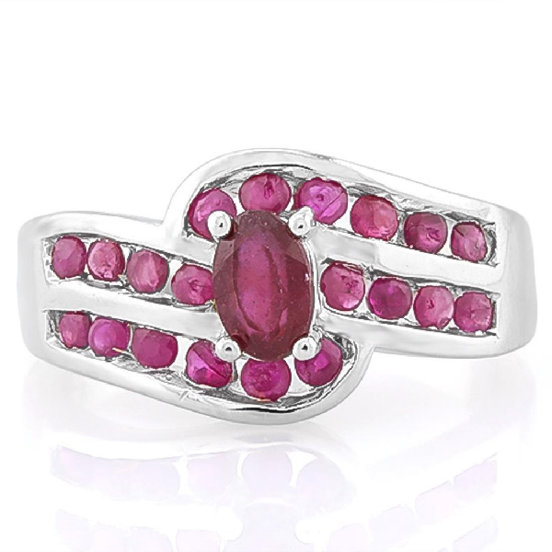 AFRICAN RUBY & MORE THAN 20CT PLEASE ENTRY CARAT RUBY