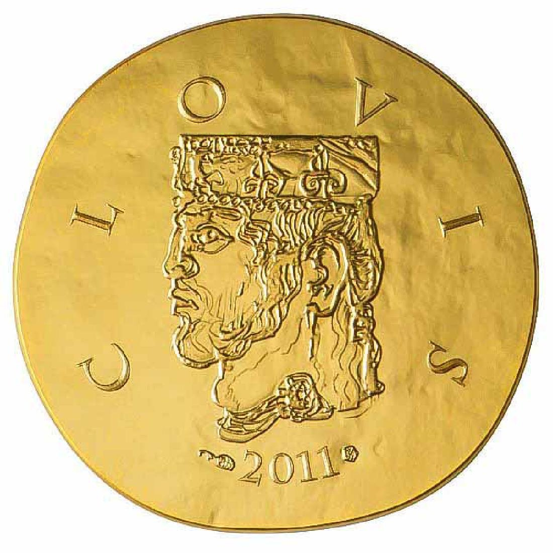 France 2011 1/4 oz Proof Gold