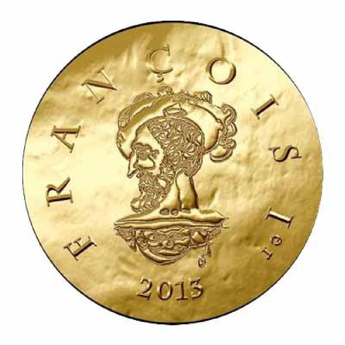 France 2013 1/4 oz Proof Gold