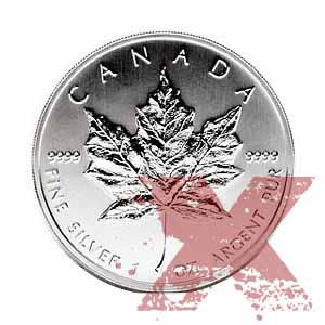 Canadian Silver Wildlife Series 1.5 oz Circulated - Ran