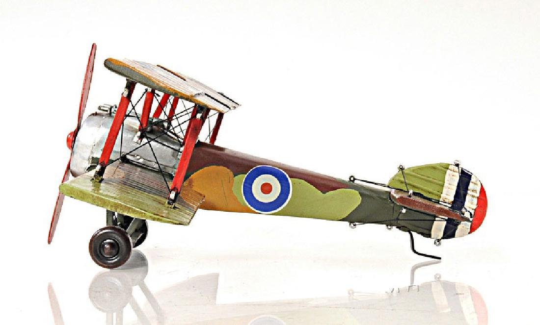 HAND MADE 1916 SOPWITH CAMEL F 1:20TH SCALE MODE