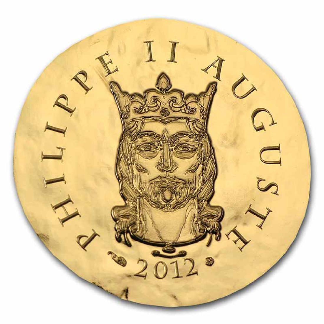 France 2012 1/4 oz Proof Gold