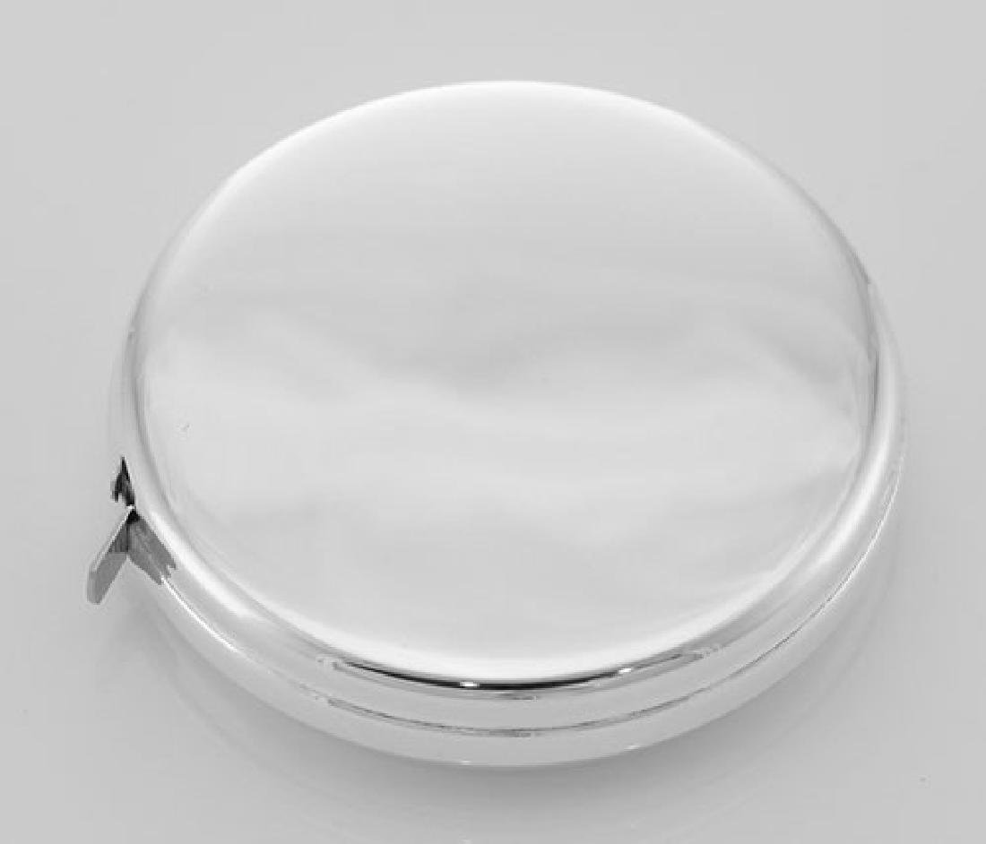 Sterling Silver Tape Measure - Sewing - Engravable - Ma