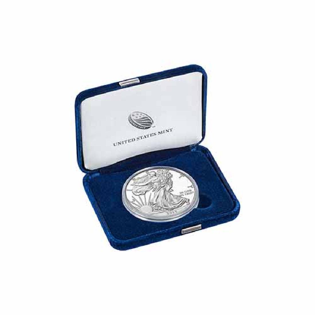 Proof Silver Eagle 2014-W