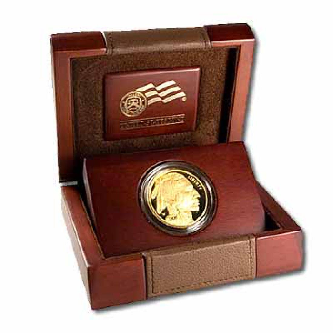 Proof Buffalo Gold Coin One Ounce 2010-W