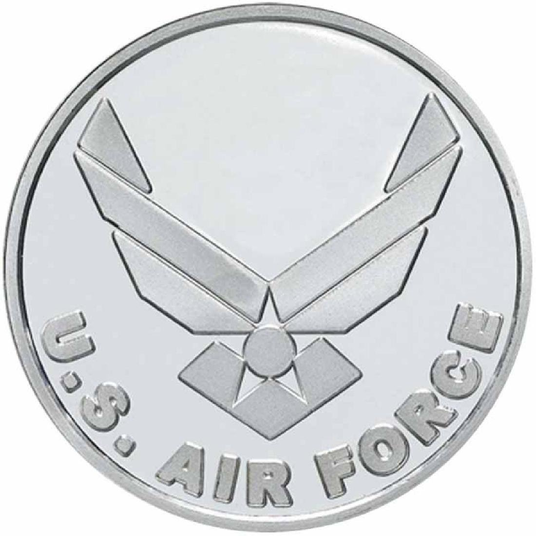 US Air Force .999 Silver 1 oz Round