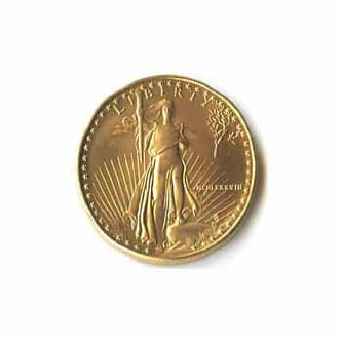 1988 American Gold Eagle 1/10 oz Uncirculated