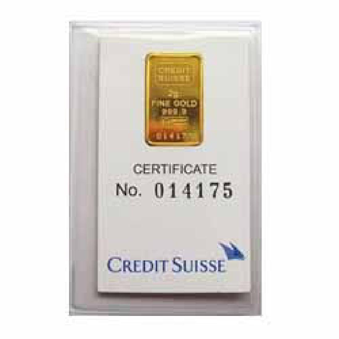 2 Gram Gold Bar Manufacter of our Choice