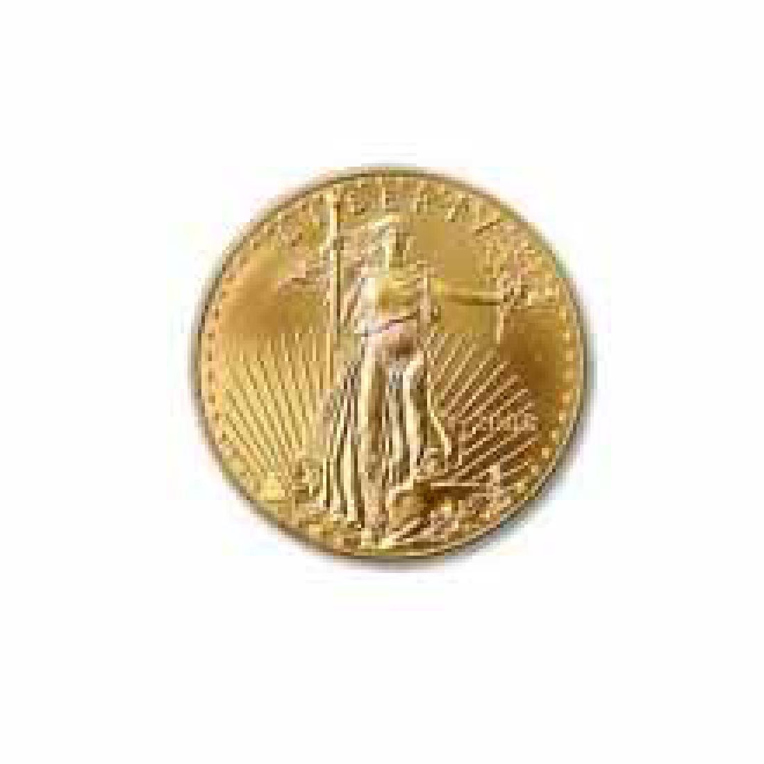 2008 American Gold Eagle 1/10 oz Uncirculated