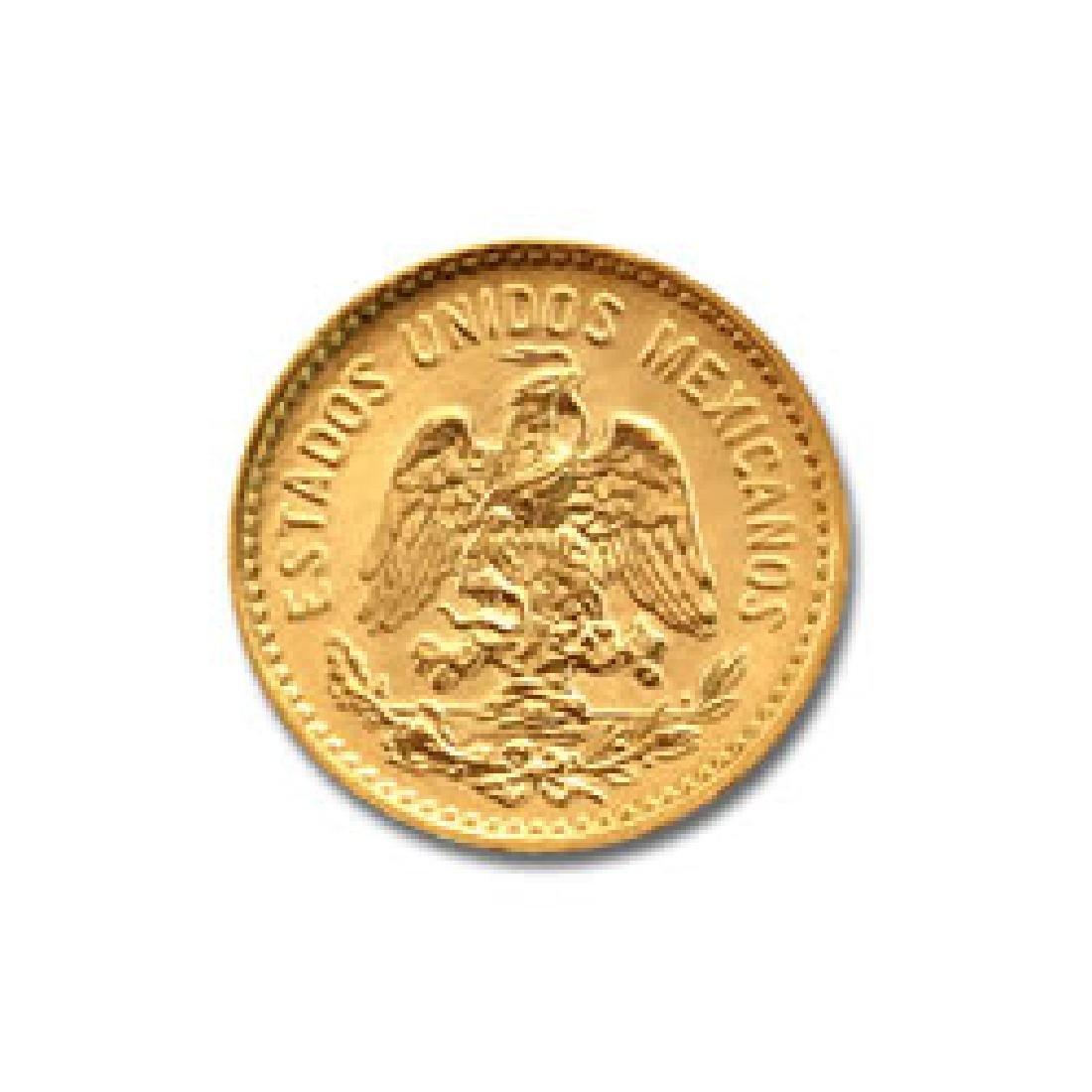 Mexico 5 Pesos Gold Coin