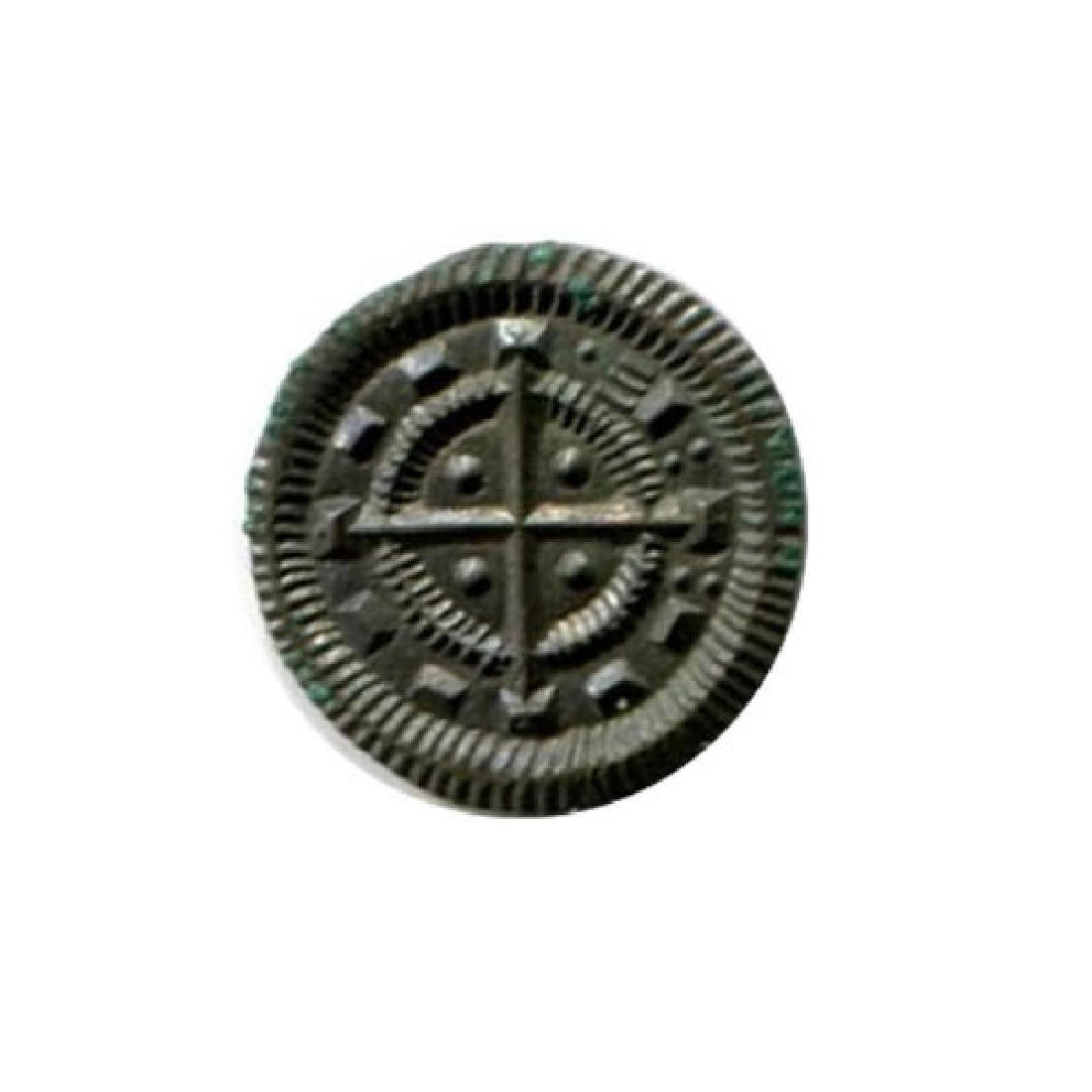 Hungary silver denar Bela II A.D. 1131-1141 Huszar#102